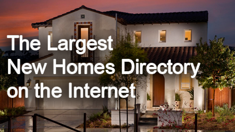 The largest new homes directory on the internet