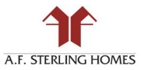 A.F. Sterling Homes Logo