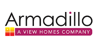 Armadillo Homes - A View Homes Co. Logo
