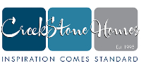 CreekStone Homes Logo