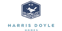 Harris and Doyle Homes Logo