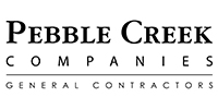 Pebble Creek Companies Logo