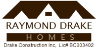 Raymond Drake Homes Logo