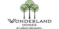 Wonderland Homes Logo