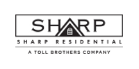 Sharp Residential Logo